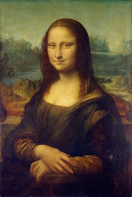 """Da Vinci'nin """"Mona Lisa"""" tablosunda resmedilen Lisa Gherardini'nin yeşil bir kıyafet giyiyor oluşu boşuna değil. Kendisi soylu değildi ama seçkin bir aileden geliyordu."""
