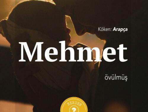 """""""Mehmet"""" Nerden Geliyo"""